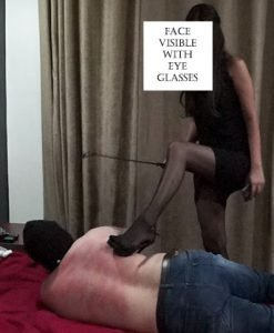 whipping femdom