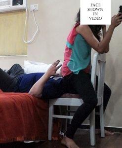 Desi Facesitting