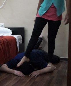 Femdom Police Interrogation