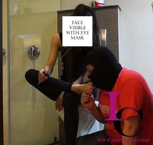 Bathroom Slave