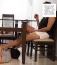 femdom feet licking