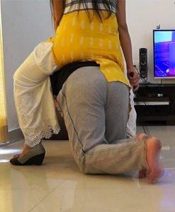 Indian Femdom Pony Slave